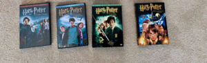 DVD MOVIES - 77 POPULAR TITLES INCLUDING HARRY POTTER