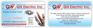 CERTIFIED MASTER ELECTRICIAN :  HOME * COMMERCIAL * INDUSTRIAL*