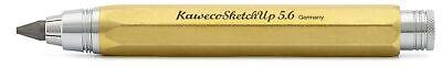 Kaweco Sketch Up 5,6 mm 8 hexagonal Clutch pencil Brass -10000744