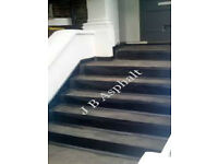 J B Asphalt Roofing and Steps