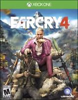 FarCry 4 for Sale or Trade for Halo