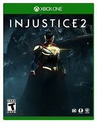 INJUSTICE 2 BRAND NEW SEALED XBOX ONE
