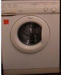 whirlpool solutions washing machine