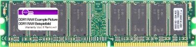 512MB DDR1 RAM 400MHz PC3200 184PIN DIMM nonECC memory Computer - 400 Mhz Computer Ram Memory