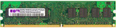 512MB 533MHz DDR2 RAM PC2-4200U 240-Pin Pol Computer Memory PC Arbeits-Speicher