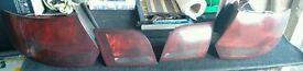Tail lights a3 2005 sportback