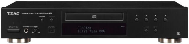 TEAC CDP-650 CD und MP3 Spieler -ipod  030016
