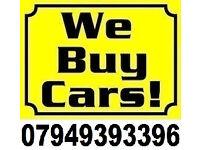 We will buy any car or van