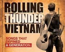 2 x Tickets Concert/Show Rolling Thunder Vietnam Padstow Bankstown Area Preview