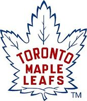 Maple Leaf Home Opener Wed Oct 7