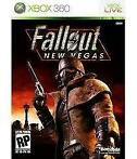 Fallout New Vegas (xbox 360 used game)