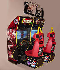 ARCADE DRIVING GAMES - SINGLE & TWINS AVAILABLE & MORE