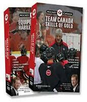 Team Canada Skills of Gold hockey DVDs