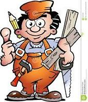 Renovations,Decks,Trim,Siding We do it all and no jobs to small
