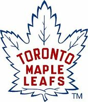 LOWER BOWL CENTRE ICE Tickets: Maple Leafs vs. Montreal, Oct 7