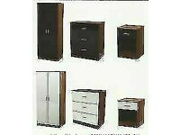 BEST FURNITURE-Bed Room Set Alina 2 Doors Wardrobe In Diff Colors-Fastest Delivery