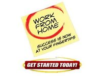 Immediate start. Home based. F/T or P/T. Flexible hours. Great income. Great incentives
