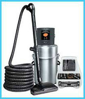 Central Vacuum 600 AirWatts