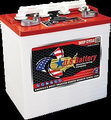 Golf Car Batteries - Muskoka, US Battery, Campgrounds & Cottages