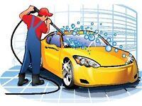 Mobile car valet assistant