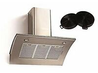 Cookology ARCH900SS 90cm Extractor Fan