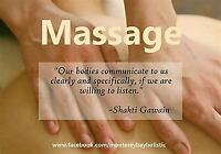 Professional Massage for Women by Male Massage Practitioner
