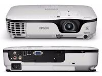 EPSON PROJECTOR EBX14 LCD 3000 Lumen Upto 5000hrs Lamp HDMI Top Quality Cinema TV