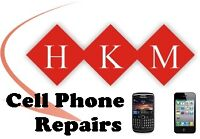 HKM Cell Phone Repair & Unlock-Computer Repair Guelph 5198301115