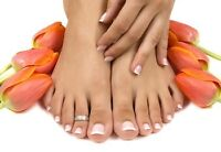 Mobile nail care for seniors and more !
