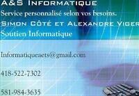 Service Informatique Personnalisé
