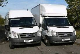 CHEAP MAN & VAN SERVICE HOUSE/OFFICE REMOVALS PIANO MOVERS 24/7