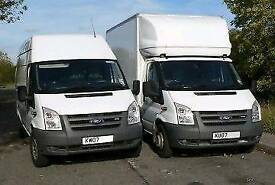 MAN & VAN REMOVALS HOUSE/OFFICE RUBBISB CKEARANCE PIANO MOVES 24/7 SERVICE