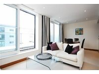 Modern 2 Bedroom 2 Bathroom Riverside Apartment in Oyster Wharf Battersea