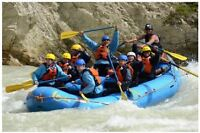 Rafting for 4 - Kicking Horse Classic $200