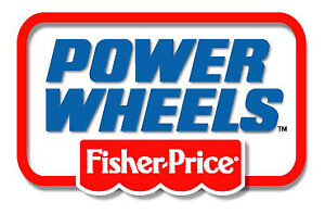 WANTED Fisher Price 12V battery & charger for Power Wheels