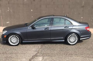 REDUCED- 2010 Mercedes-Benz C-Class 250 LOW KMs- QUICK SALE