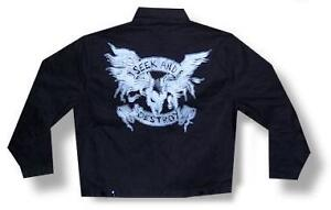 NEW Metallica Seek and Destroy Work Jacket, Size M Gatineau Ottawa / Gatineau Area image 2