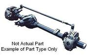 F250 Front Axle