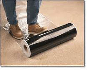 Carpet Mask Poly Adhesive Spring Clearance - 40% off