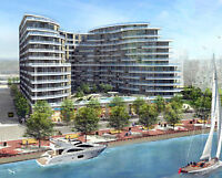 AQUAVISTA  CONDOS BY TRIDEL, 100% LAKEVIEW
