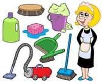 Femme de ménage d'expérience.