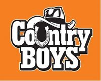 3rd Annual Country Boys Classic 2 Pitch Baseball Tournament