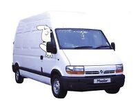 Rent a friendly man with a van