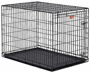 Large Dog crate / 42-Inch by 28-Inch by 31-Inch
