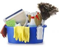Looking for cleaning contract jobs everyday from 4pm to midnight