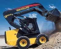 -Skid Steer Service available-(Including Snow Removal)