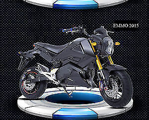 Emmo Electric bikes Electric scooters at Derand Motorsport