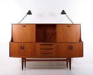 sideboard 70er jahre ebay. Black Bedroom Furniture Sets. Home Design Ideas