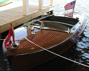 Chris Craft Model Boat Plans