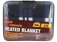 Truck Drivers Electric Heated Blanket, Brand New. (CAR, ACCESSORIES)